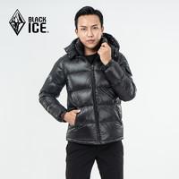 BLACK ICE 黑冰 F8903升级款 男士连帽羽绒服 650蓬 赠收纳袋