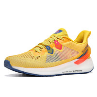 361° 男士跑鞋 572022288 阳光黄/光谱黄