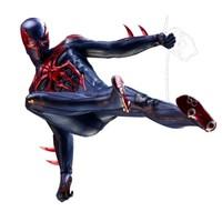 Hot Toys 漫威蜘蛛侠 蜘蛛侠 2099黑色战衣 1:6比例珍藏人偶