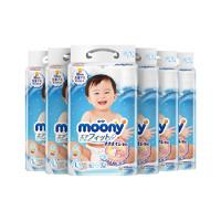 21日0点、双11预售:Moony 尤妮佳 畅透纸尿裤 L54片*6