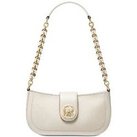 Michael Kors Carmen Leather 女士单肩背包