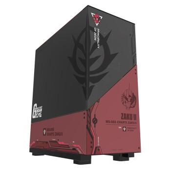 赤核 攀升高达联名扎古2 红色彗星标准版 ATX机箱
