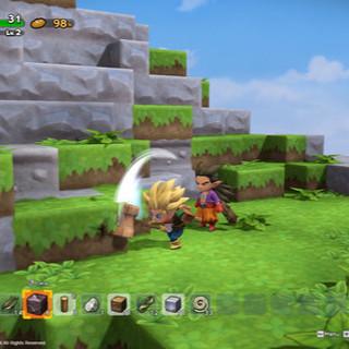 DRAGON QUEST BUILDERS 2 勇者斗恶龙 创世小玩家2 电脑游戏 PC 中文