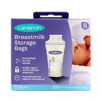双11预售:Lansinoh 兰思诺 母乳保鲜袋 180ml 100片2盒