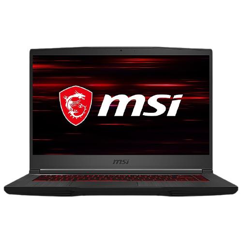 MSI 微星 侠客 GF63 15.6英寸 笔记本电脑 (黑色、酷睿i5-10300H、8GB、512GB SSD、GTX 1650 Max-Q 4G)