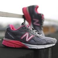 new balance 美产990V4系列 w990gp4 女子经典跑步鞋