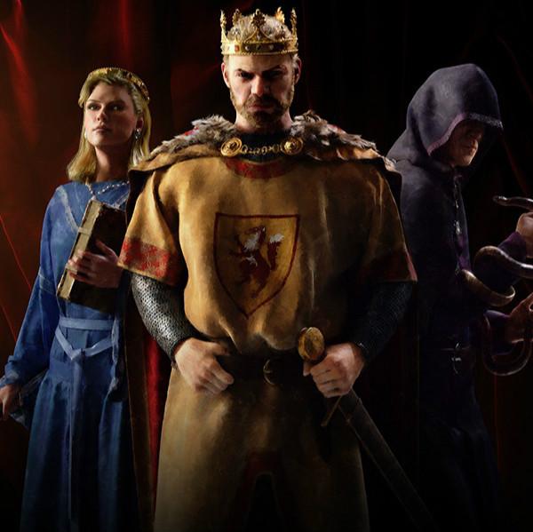 Crusader Kings III 王国风云3 电脑游戏 PC 中文