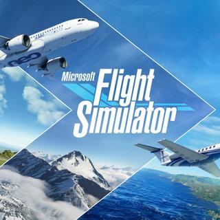 Microsoft 微软 Flight Simulator 飞行模拟器 电脑游戏 PC 原版