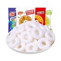 双11预售:佳宝 海盐薄荷水果糖 150g*4袋 多口味可选