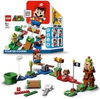 LEGO 乐高 任天堂合作款 71360 超级马里奥 *3件