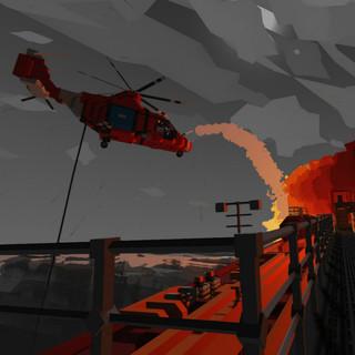 Stormworks: Build and Rescue 风暴工程建筑与救援 电脑游戏 PC 原版