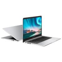 HONOR 荣耀 MagicBook 2019款 14英寸 轻薄本 冰河银(酷睿i5-8265U、MX250、8GB、512GB SSD、1080P、IPS、VLR-W19L)