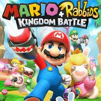 Mario Rabbids:Kingdom Battle 马里奥疯狂兔子:王国之战 主机游戏 Switch 中文