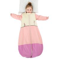 龙之涵婴儿睡袋宝宝秋冬季保暖衣服睡袋儿童防踢被