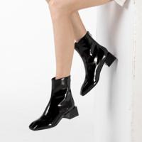 ST&SAT 星期六 SS93116083 女士方头短靴