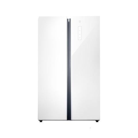 MIJIA 米家 BCD-450WGSAIMJ01 变频 风冷 对开门冰箱 450L