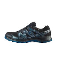 萨洛蒙2020新款男款耐磨防水透气徒步鞋运动鞋XA SIERRA GTX
