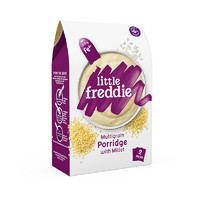 LittleFreddie 小皮 婴儿高铁米粉 小米味 160g *3件