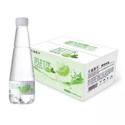 天地精华 青柠味苏打水 410ml*15瓶 *5件