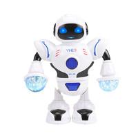 BLUEBEE 电动玩具太空跳舞机器人