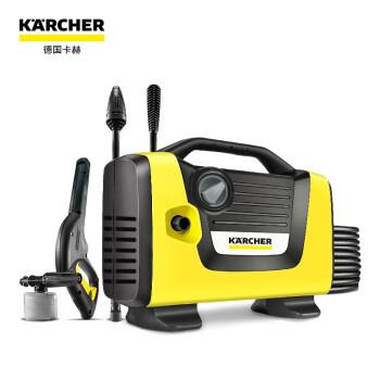 KARCHER卡赫 K3 Induction 多功能洗车机清洗机