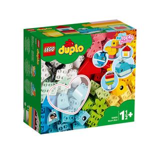 LEGO 乐高 得宝系列 10909 心形创意积木盒