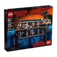 黑卡会员:LEGO 乐高 75810 怪奇物语系列 颠倒世界 经典收藏版