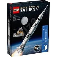 百亿补贴:LEGO 乐高 92176 NASA 阿波罗计划 土星5号运载火箭