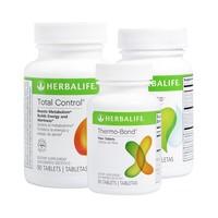 Herbalife 康宝莱 细腰片 90片+全能燃脂片 90片+消脂锭 90片