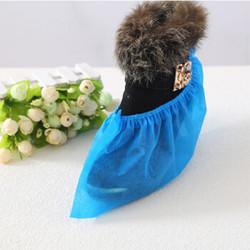 画极(HUAJI)一次性加厚无纺布鞋套成人防水防尘防滑鞋套