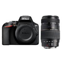 尼康 D3500单反相机入门级高清数码照相机适合学生 D3400升级版
