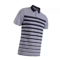 DECATHLON 迪卡侬 男士短袖polo衫 11463-8556152 深灰色/深藏青色 S