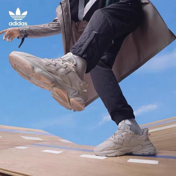 adidas Originals adidas 阿迪达斯 三叶草 OZWEEGO 男款老爹鞋 fz1963 41码