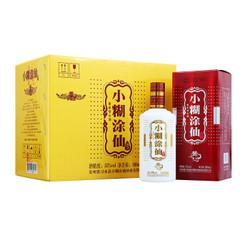 小糊涂仙(普酱)酱香型白酒 53度500ml*6瓶 整箱装