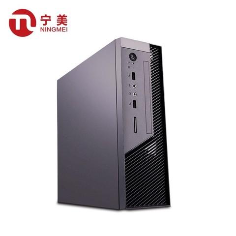 宁美-卓 CR100 商用办公迷你主机(i5-10400、8G、512G、UHD630)