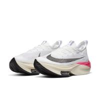 NIKE 耐克 Air Zoom Alphafly Next% 女士跑鞋 DD8878-100 白色 36.5