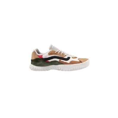 VANS 范斯 经典系列 City Trl 中性休闲运动鞋 VN0A4BTJTAM 白色/棕色/绿色 39