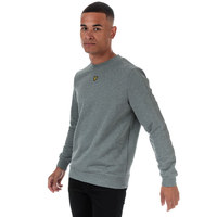 Lyle & Scott 苏格兰金鹰 Fabric Mix Crew Neck 男士毛衣