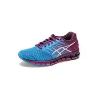 ASICS 亚瑟士 Gel-Quantum 180 女士跑鞋 T6G7N-4393 紫蓝色 36
