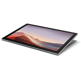 Microsoft 微软 Surface Pro 7 12.3英寸二合一平板笔记本电脑 ( i5-1035G4、8GB、256GB)官配