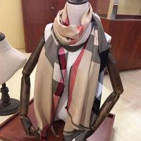 尤西子  羊绒围巾-中国红