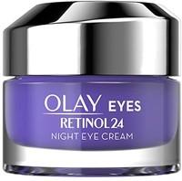 Olay 玉兰油 Regenerist Retinol24 新生视黄醇夜间眼霜,不含视黄醇和维生素B3,15毫升