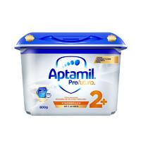 Aptamil 德国爱他美 白金版双重HMO奶粉 2+段 800g*8罐