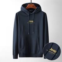 JEEP 吉普 MT20018-3  男士卫衣