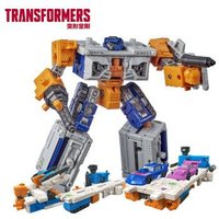 Transformers 变形金刚  决战塞伯坦 地出加强级系列 电波 Airwave E7161