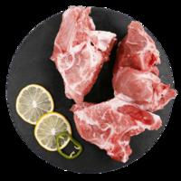 楮木香 汤骨 煲汤食材黑猪肉 猪尾骨1kg 猪肉 生鲜 尾叉骨段 *2件