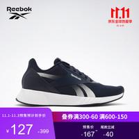 Reebok锐步 Lite Plus 2.0男女网面低帮运动跑步鞋 FZ4055_深蓝色 42 *5件