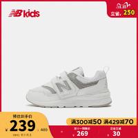 New Balance nb童鞋20秋冬新款男女童4~7岁儿童运动鞋