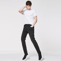 YANXUAN 网易严选 男士纯色四面弹牛仔裤