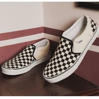 22点截止 : Vans 范斯 VN000SEQIPD 男士帆布鞋
